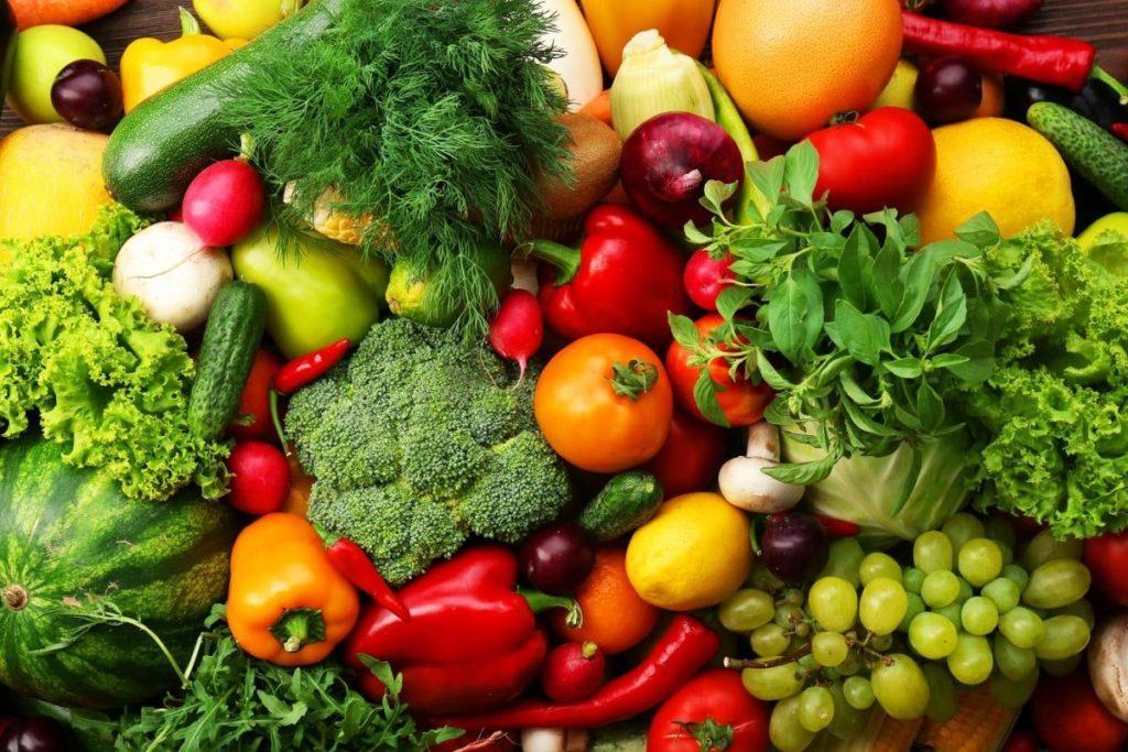 Gezonde voeding en vitaminen